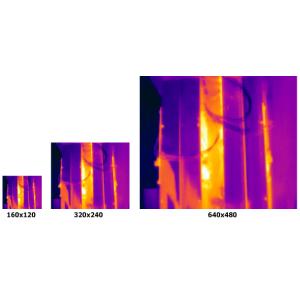 Termovize a rozlišení senzoru, jak veliké rozlišení je v běžné myslivecké praxi třeba?